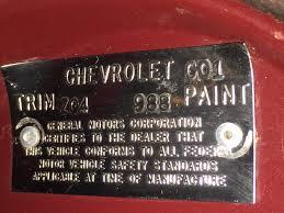 1969 corvette vin decoder 69 trim tag and vin number question corvetteforum chevrolet