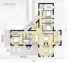 great room floor plans contemporary style house plan 3 beds 2 50 baths 2180 sq ft plan