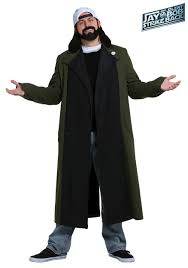 mens costume silent bob costume for men
