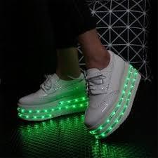 shoes with lights on the bottom zapatillas led entrega inmediata moda para pinterest