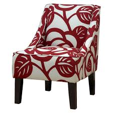 Upholstered Accent Chair Striped Upholstered Accent Chair U2014 All Home Design Solutions