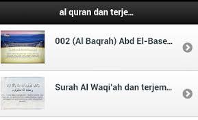 download mp3 al quran dan terjemahannya unduh al quran dan terjemahan gratis android download al quran