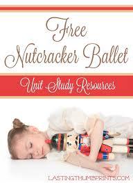 free nutcracker ballet resource unit