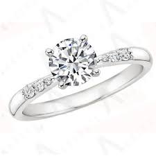 wedding ring malaysia 18k white gold engagement ring s malaysia