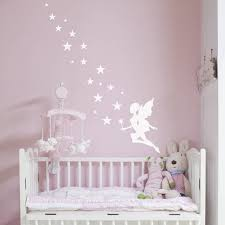 fairy magic wall stickers by nutmeg notonthehighstreet com fairy magic wall stickers