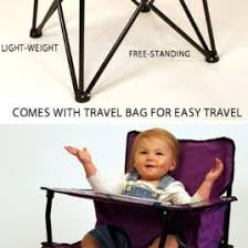 Baby Camping High Chair Fold Up High Chair Also Folding Camping Thehomelystuff Folding