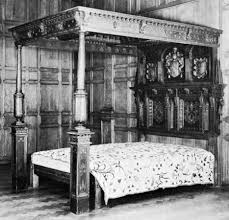 Victorian Canopy Bed Tester Canopy Britannica Com