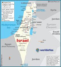 Map Of Israel And Palestine John Kerry Delivers Speech On Middle East Peace Israel And