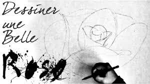 aquarelle facile magazine comment dessiner une rose dessin art musique