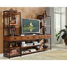 solid wood entertainment cabinet solid wood entertainment center amazon com