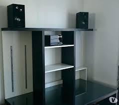 bureau ikea mikael ikea bureau noir micke desk ikea caisson bureau noir womel co