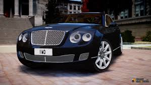 bentley 2010 continental flying spur 2010 for gta 4