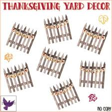 second marketplace free bird thanksgiving yard decor