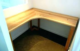 Corner Desk Diy Floating Corner Desk Home Office Diy Interque Co