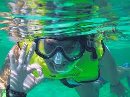 jeep snorkel underwater shore excursion surf u0026 turf 4x4 terracross u0026 speed boat