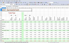 How To Complete A Spreadsheet Example Of Business Expenses Spreadsheet Asepag Spreadsheet