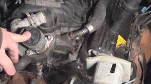 ford ranger egr valve problems how to repair a broken egr or an exhaust air temporarily