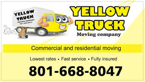 yellow truck closed movers 7625 s 2200th w salt lake city