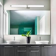 bathroom lighting design top modern bathroom light bars at lumens in lighting