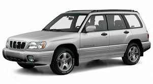 Subaru Forester Rugged Package 2001 Subaru Forester Overview Cars Com