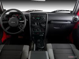 99 Jeep Wrangler Interior 2007 Jeep Wrangler Performance U S News U0026 World Report