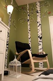 birch tree decor 30 ingenious wall tree decorations to beautify your home