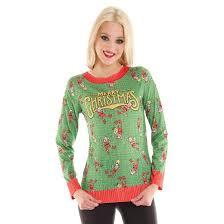 Sock Monkey Costume Women U0027s Sock Monkey Ugly Christmas Sweater Costume Long Sleeve T