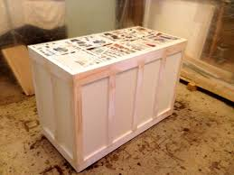 make kitchen island how to make a kitchen island with base cabinets redoubtable 15