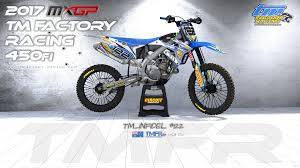 motocross bikes videos tm factory racing team tmfr