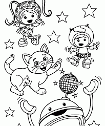 team umizoomi printable coloring pages kids coloring