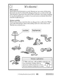 1st grade 2nd grade kindergarten science worksheets it u0027s