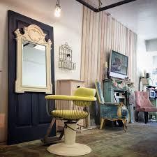 Hair Salon Interiors Best Accessories Best 25 Vintage Salon Decor Ideas On Pinterest Vintage Salon
