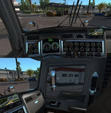 kenworth website kenworth t800 interior american truck simulator mod ats mod