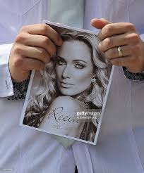 Funeral Ceremony Program Memorial Service Held For Reeva Steenkamp Photos And Images