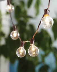 Outdoor Cafe Lighting by Add A Little Ambiance With Cafe Lights They U0027re Design Meet Style