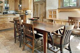 the lovely rustic kitchen tables u2014 decor trends