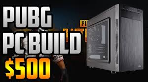 pubg 60fps requirements cheapest pubg pc build 2017 run pubg at 1080p and 60fps youtube