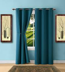 Curtains With Matching Valances Warm Home Designs Teal Blackout Curtains Valance Scarves Tie