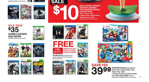 target free gift cards for black friday black friday deals on xbox one ps4 xbox 360 and ps3 games
