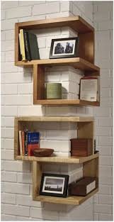 building shelving unit with mdf units around fireplace wood shelf