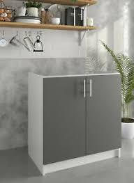kitchen sink and cabinet unit kitchen unit with sink in cabinets cupboards for sale ebay