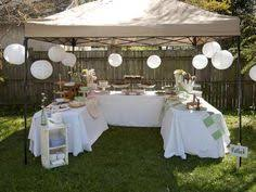 Backyard Engagement Party Decorations by It Looks So Inviting Backyard Party Google Search Backyard
