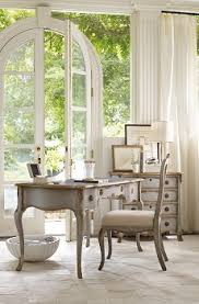 feminine office furniture painted home office furniture cottage chic home office furniture