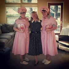 Gayest Halloween Costumes Lucy Ethel Chocolate Factory Episode Chocolate