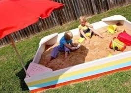 Build A Sandpit In Your Backyard How To Build A Sandbox Project Guide Bob Vila