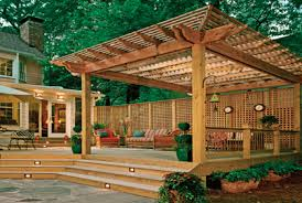 Pergola Backyard Ideas Top Deck Photos U0026 Backyard Designs Ideas Pictures