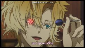 diabolik lovers subaru eyes diabolik lovers subaru and kou and yui funny bite scene ft laito