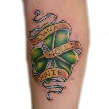 legendary shamrock tattoo shamrock ankle tattoo on tattoochief com