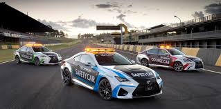 lexus v8 hilux for sale lexus rc f to be v8 supercars safety car for 2015 season photos