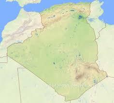 Free World Maps by Algeria Maps By Freeworldmaps Net